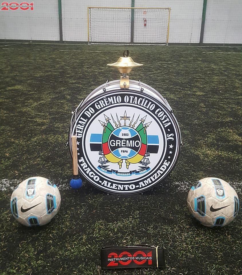 Bumbo de Murga 30 x 22 Geral do Grêmio